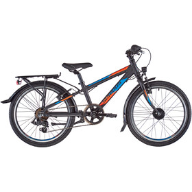 "Serious Rockville Street 20"" Kinderen, black/blue/orange"
